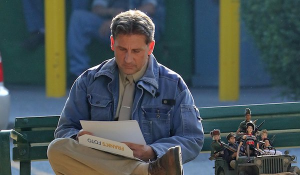 WELCOME TO MARWEN (2018) Movie Trailer: Steve Carell Deals With Trauma Through Puppet Creation